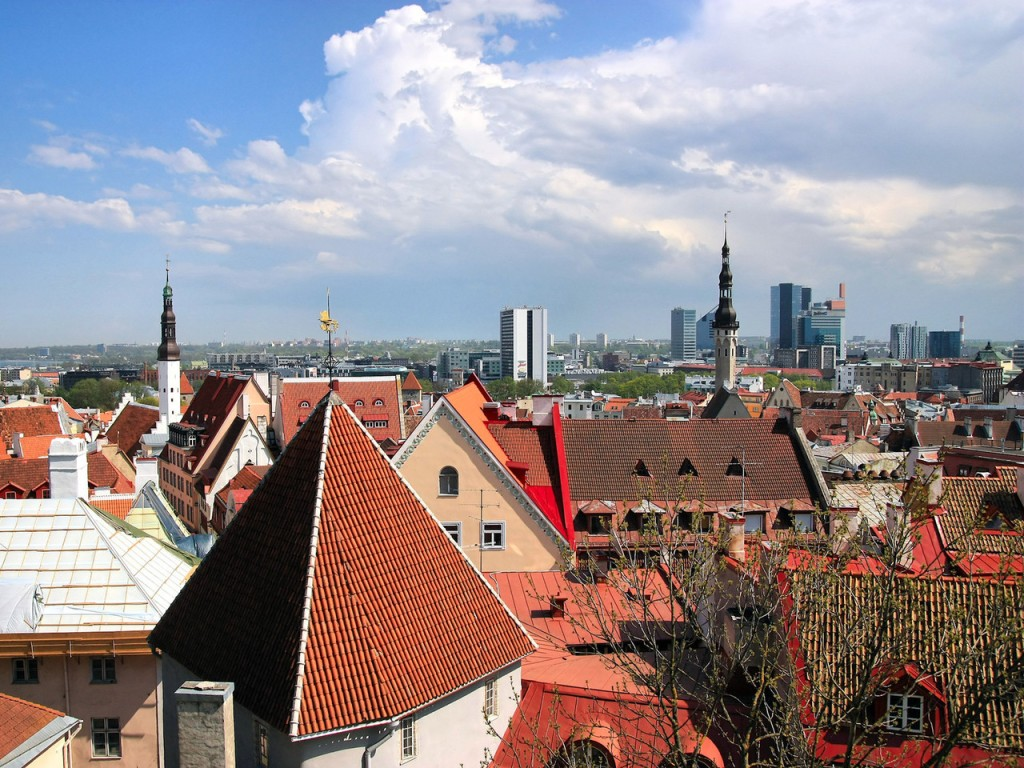 Vivir en Estonia